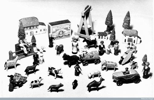 Melanie-Klein-toys