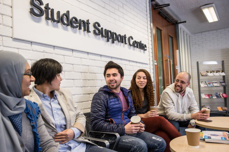 International students - Jordanstown